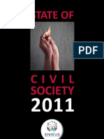 Foreword (2011 State of Civil Society Report)