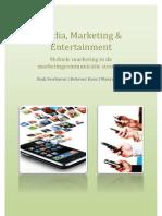 Mobiele Marketing in de Marketingcommunicatie Strategie