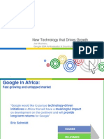 Google - Joe Mucheru - Connected Kenya