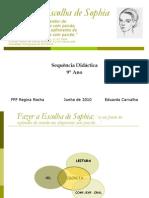 Apresentacao Sequencia a Escolha Sophia EDUARDA CARVALHO FT PDF Integradas