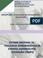 Aula - Eventos Adversos na Vacinação - 2007