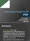 49785540 Grievance Procedure Ppt