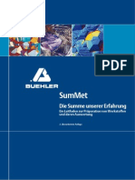 Buehler_SumMet_DE_0902_Leitfaden zur Präparation von Werkstoffen und Auswertung
