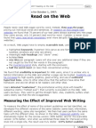 How People Read the Web 2