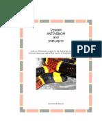 Venom Antivenom and Immunity