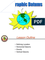 GeographicDatums
