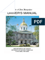New Hampshire Drivers Manual   New Hampshire Drivers Handbook
