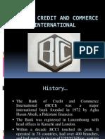 BCCI Fraud
