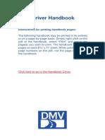 North Carolina Drivers Manual | North Carolina Drivers Handbook
