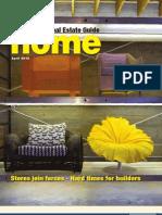 Santa Fe Real Estate Guide April 2012