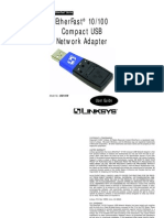 Usb100m User Guide