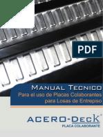 Manual Acero Deck (Metal Deck)