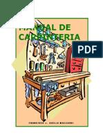 Manual de Carpinteria Por Francisco Aiello m