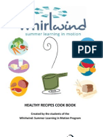 Whirlwind Cook Book