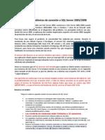 (Diagnóstico de problemas de conexión a SQL Server2005-08x)