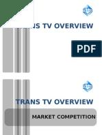 transtv overview - ishadi sk
