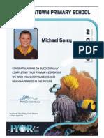 Suttontown Primary School graduation