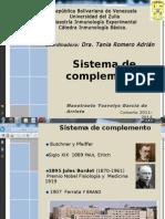Seminario Complemento 2.  2011