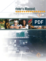 Virginia Drivers Manual | Virginia Drivers Handbook