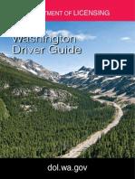 Washington Drivers Manual   Washington Drivers Handbook