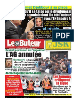 LE BUTEUR PDF du 05/04/2012
