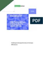 C2.LAB01 - DB2 Fundamentals and Data Studio Lab