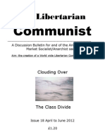 The Libertarian Communist No.18 April - June 2012