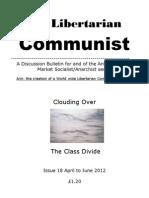 The Libertarian Communist No.18 April - June 2012