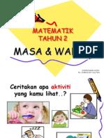 Matematik Masa & Waktu Thn 2