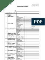 Kelengkapan Data LPPLokal Televisi