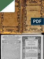 1885 - Historia do Theatro em Portugal - João Salgado