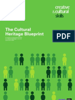 British Goverment Cultural Heritage Blueprint