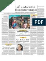 Sector Educación en Perú