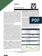VYEY Investor Fact Sheet