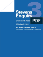Stephens Inquiry