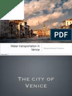 Venice Water Transport System Copy