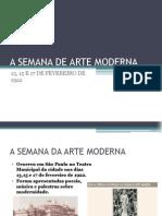 A Semana de Arte Moderna