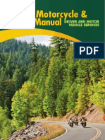 Oregon Motorcycle Manual | Oregon Motorcycle Handbook