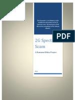 2g Scam Hardcopy