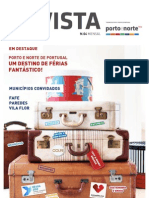 Revista TPNP Abril | Porto e Norte de Portugal um destino de férias fantástico