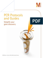 PCR Protocols & Guides
