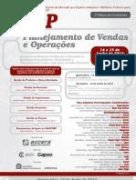 2ª Conferência S&OP - Planejamento de Vendas e Operações