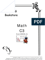 Math Al Edexel C3 Exam Merg