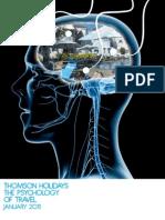 Thomson Holidays Psychology of Travel Study1