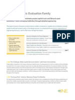 Aspen Economic Evaluation Family Brochure