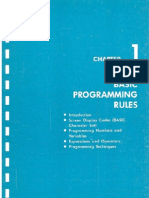 c64-Programmers Reference Guide-01-Basic Programming Rules