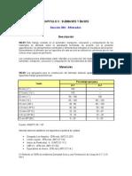 Especificaciones Afirmados MTC