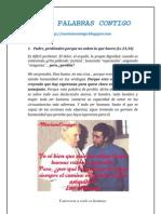 7 PALABRAS CONTIGO | ALIANZA DE AMOR