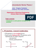 Pn Junctions Introduction