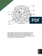 Manual Relógio Citzen